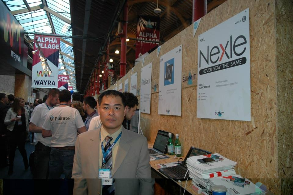 Nexle in the Alpha Company Village (Công ty cổ phần Nexle Soft)